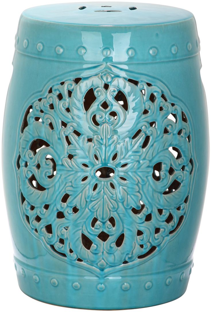 Safavieh Flora Garden Stool & Reviews | Wayfair $113.99
