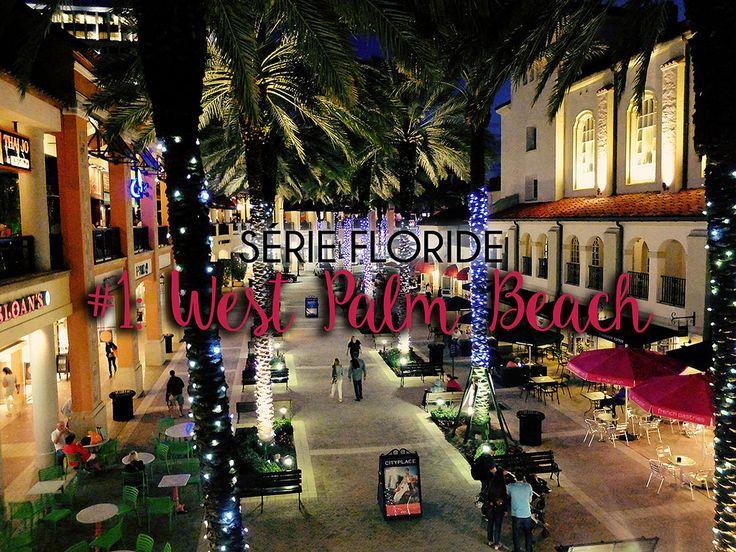 À six jours de mon départ pour la #Floride, je vous partage en rafale mes billets de mon dernier #voyage en 2016. Voici en premier lieu un retour sur mon# escapade à West Palm Beach! #travel #Florida