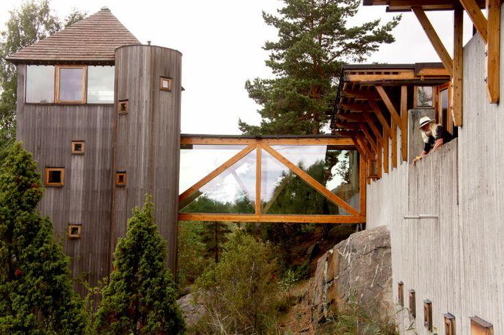 busk house sverre fehn - Google Search