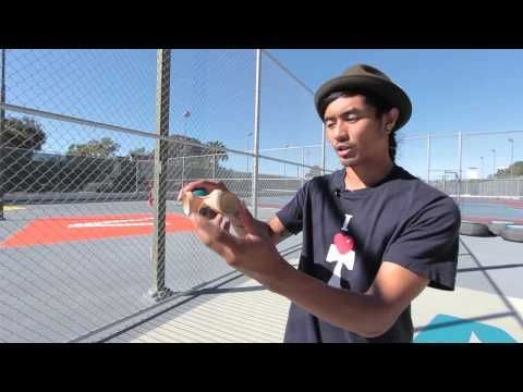 Kendama USA - Trick Tutorial - Advanced - UFO - YouTube