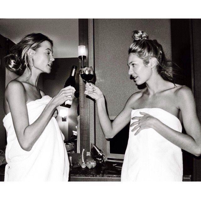 Behati Prinsloo & Candice Swanepoel