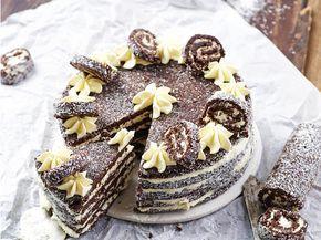 Kókusztekercs torta, a közönségkedvenc | Nők Lapja