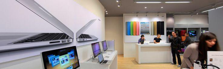 Apple Store, www.designarredo.it