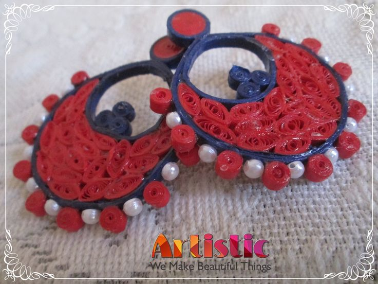 quilling #paper# jewelry