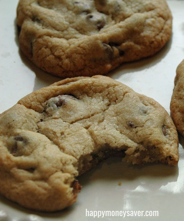 I finally found the Best Chocolate Chip Cookie Recipe EVER. (Even after making the Nestle Tollhouse, Cooks Illustrated, Martha Stewarts and more. This one uses real ingredients and is perfect in every way.