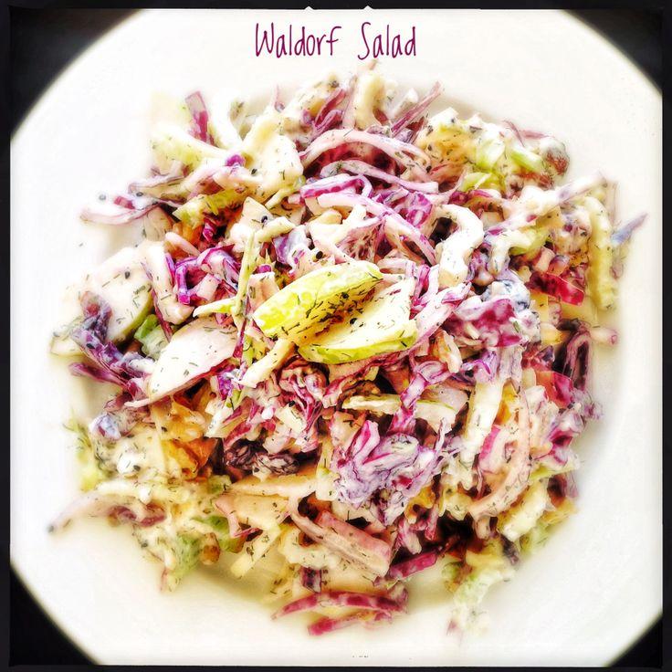 Waldorf Salad, Sort of
