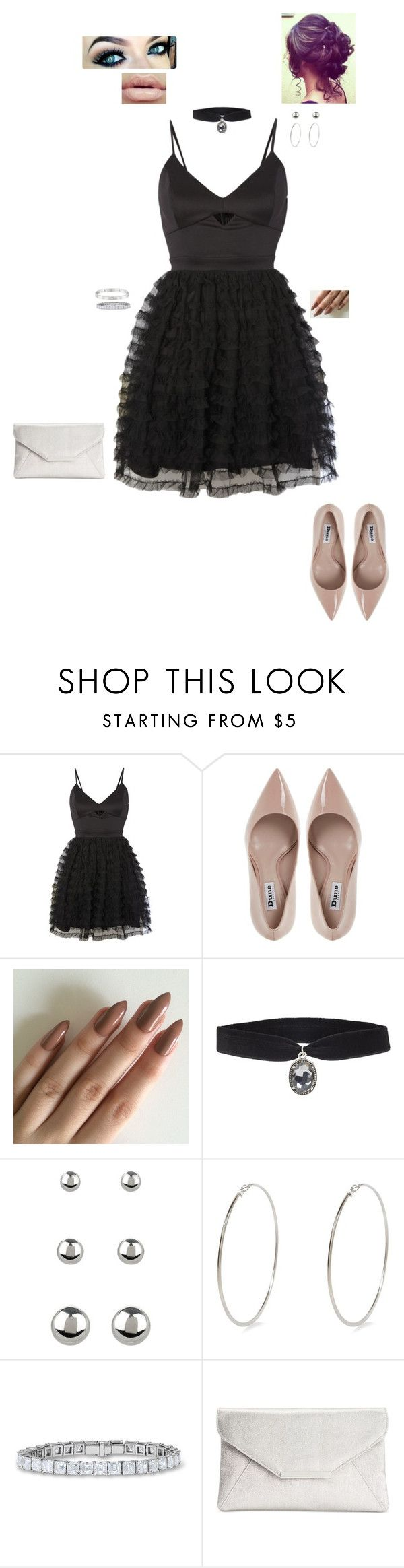 """""""15.8.16"""" by jesshorne2016 ❤ liked on Polyvore featuring Lipsy, Dune, New Look, Accessorize, River Island, Style & Co. and Cartier"""