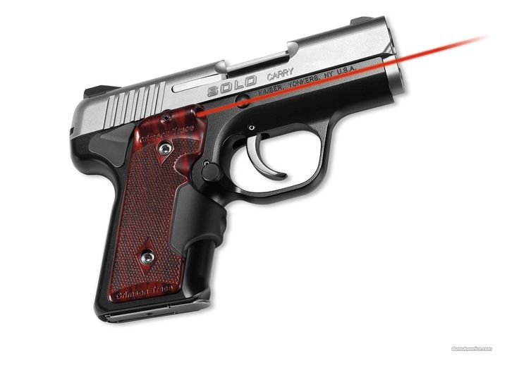 kimber 9mm with crimson trace - Google Search