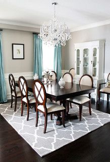 Dining Room - traditional - dining room - toronto - by AM Dolce Vita