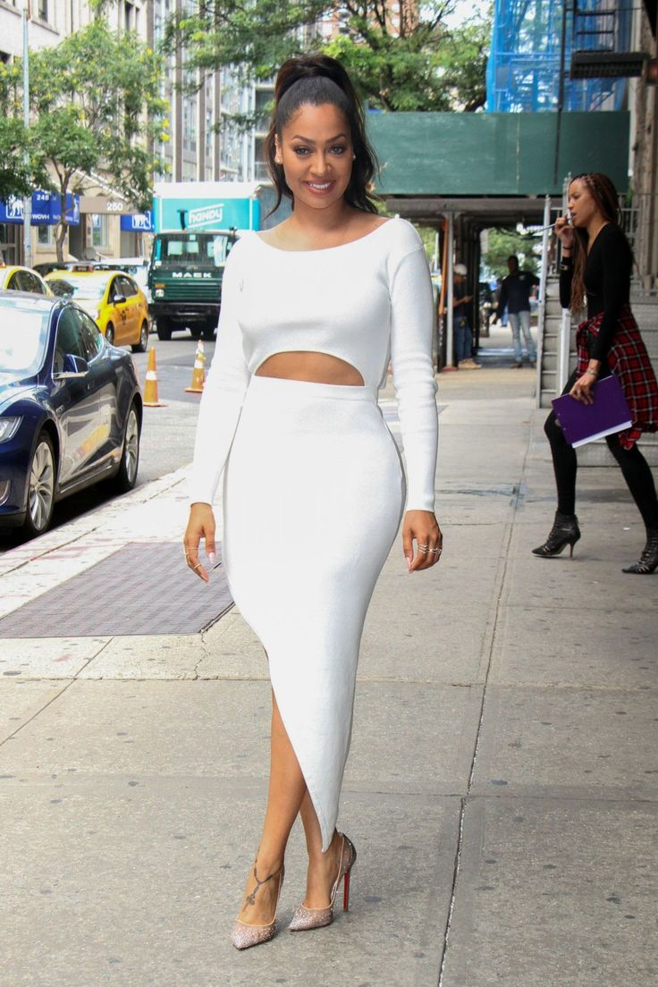 #NYC La La Anthony at The Wendy Williams Show in NYC 06/27/2017 | Celebrity Uncensored! Read more: http://celxxx.com/2017/06/la-la-anthony-at-the-wendy-williams-show-in-nyc-06272017/