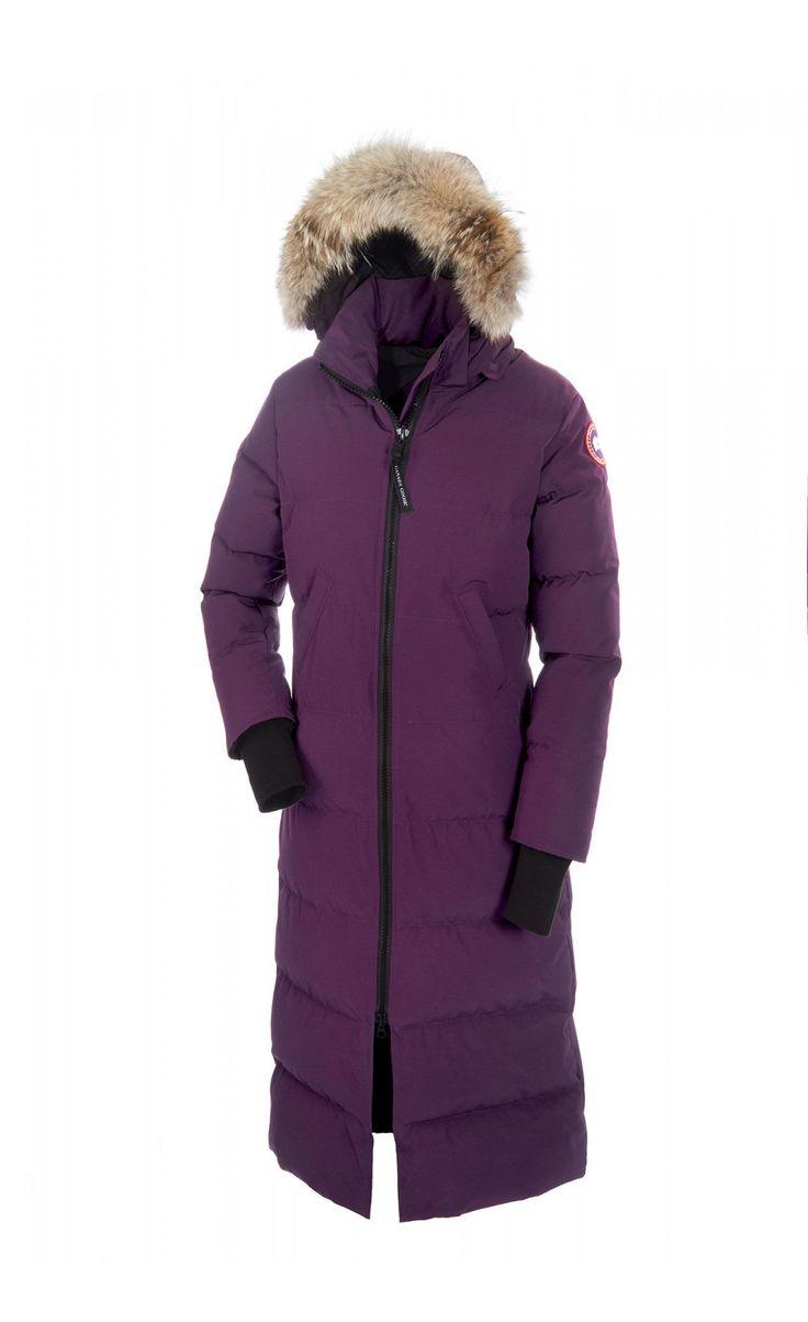 Canada Goose jackets sale price - Canada Goose Mystique Parka Arctic Dusk Women | Mystique Parka ...