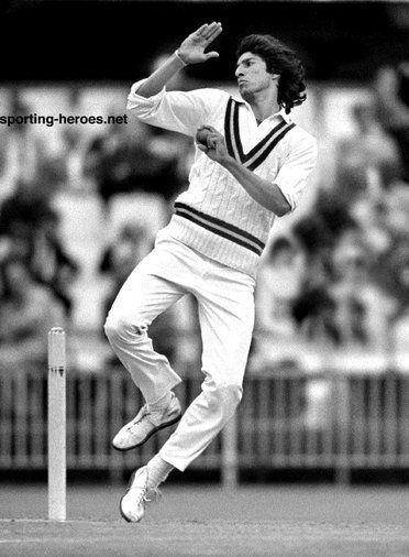 Wasim Akram - Pakistan - Test Record v India