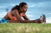 Mel B - trening na mięśnie brzucha (abs). Opisy ćwiczeń na płaski brzuch