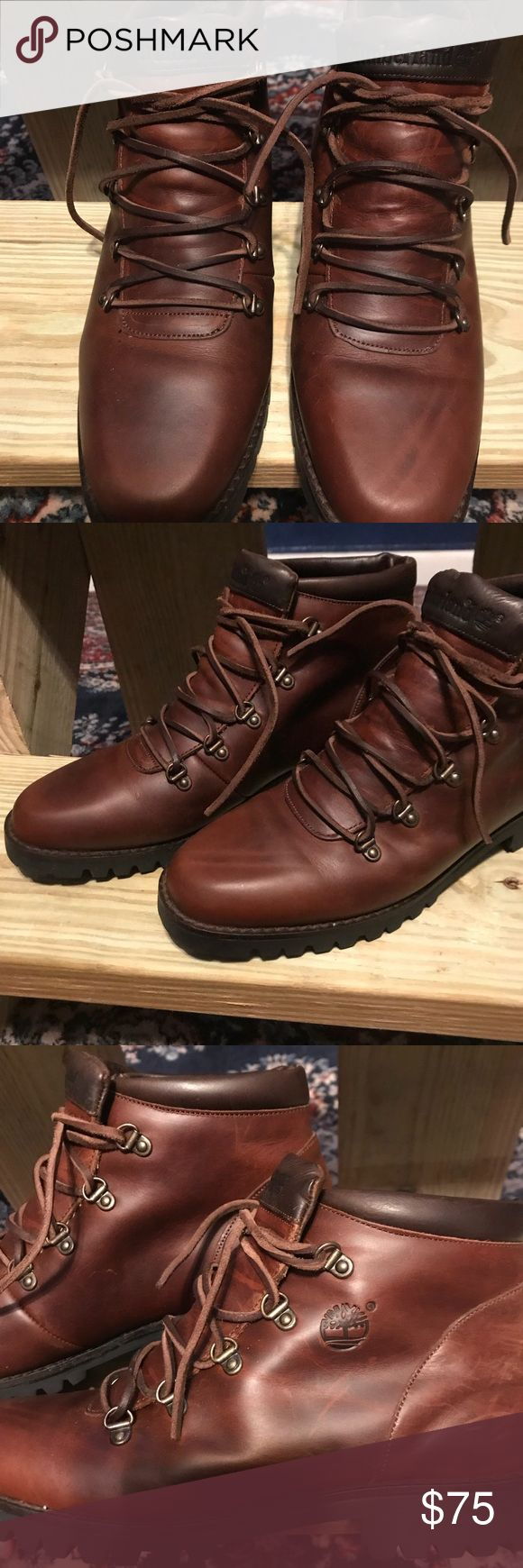 Timberland Hiking Boots Perfect Timberland Hiking Boots. These are women's. Timberland Shoes Ankle Boots & Booties
