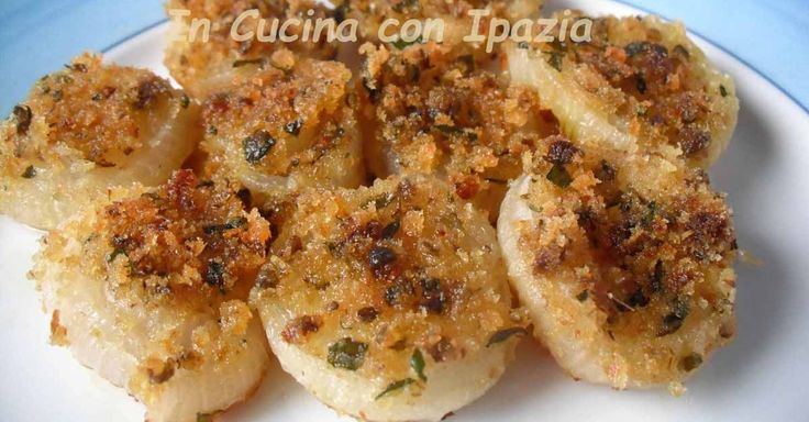 Per gli amanti delle cipolle! Una ricetta semplice nell'esecuzione e negli ingredienti!
