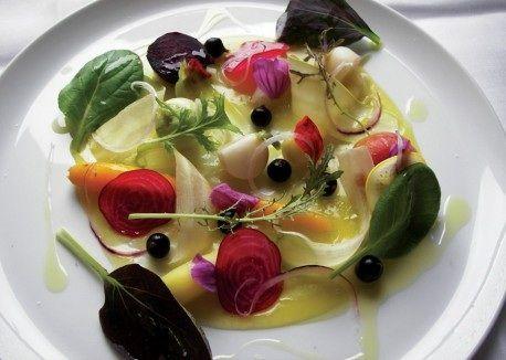 Неделя французской кухни: арлекин дю потаж (овощи в кисло-сладком соусе)