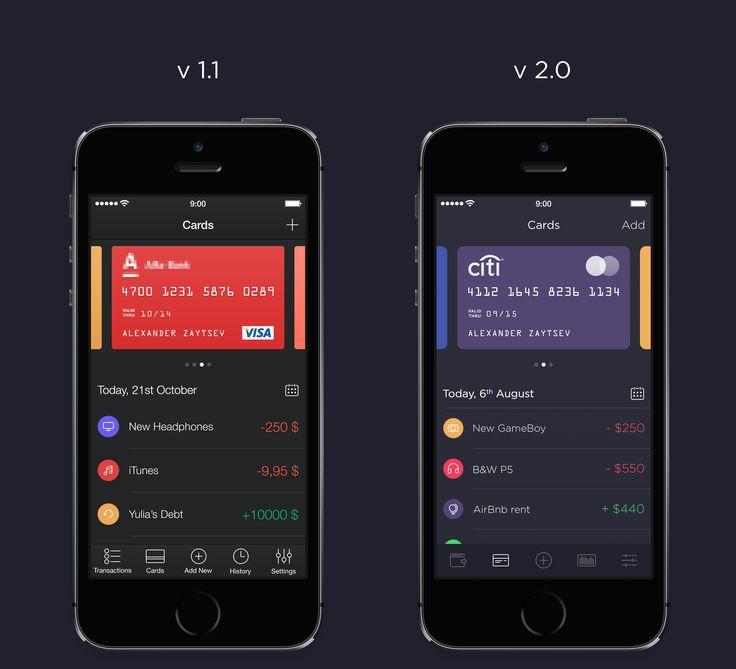 Walle Finance App [v2.0] by Alexander Zaytsev