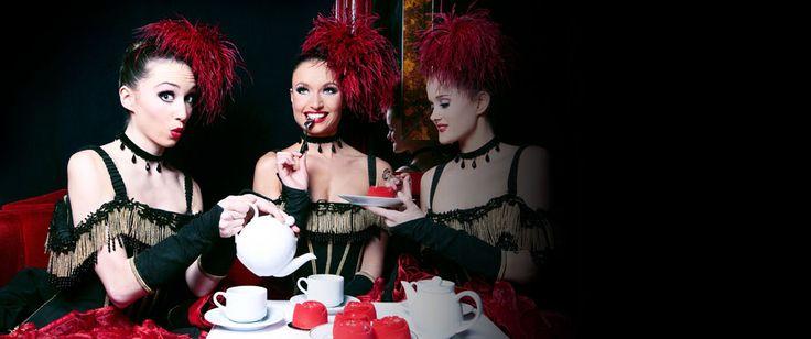 Cabaret Paradis Latin Paris - Dîner Spectacle