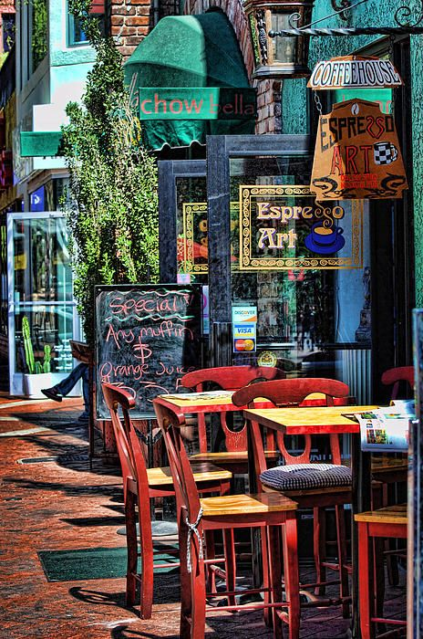 Espresso Art Cafe - Tucson, Arizona