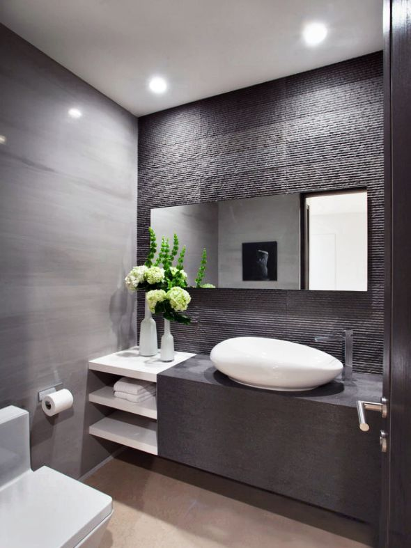 1201 best Bad images on Pinterest Bathroom, Bathrooms and Modern - badideen modern