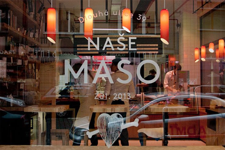 Nase Maso in Prague, Czech Republic