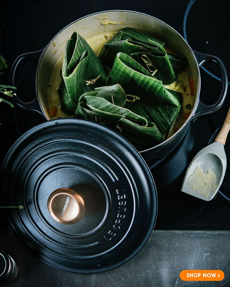 Le Creuset | Go With The Glow: On-Trend Copper Accents