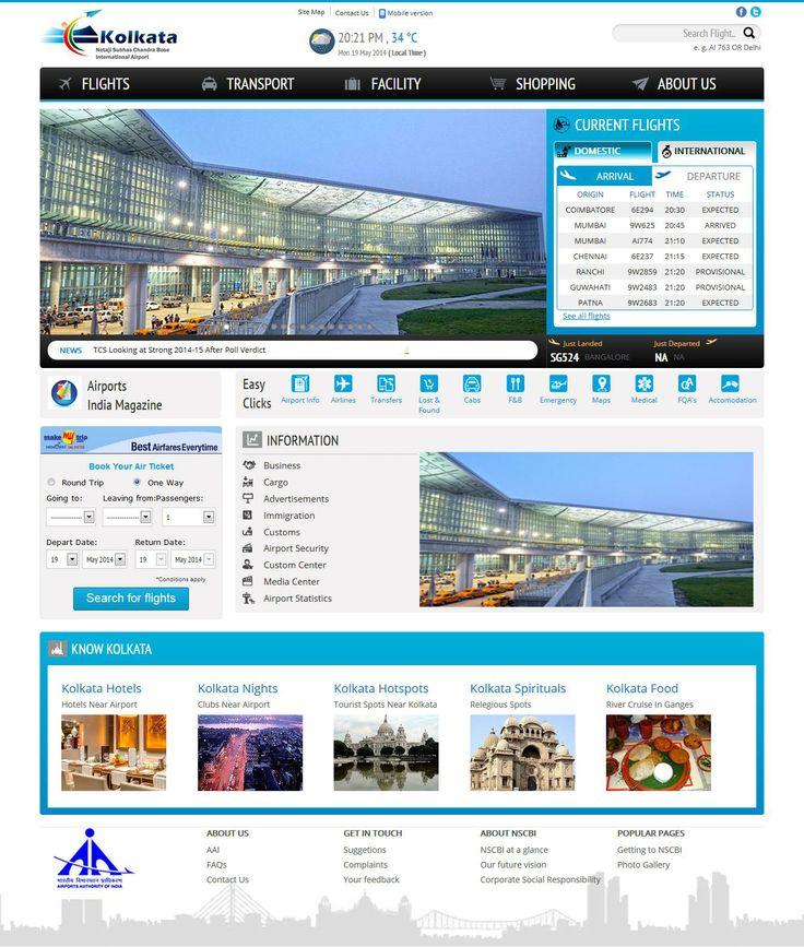 Netaji Subhash Chandra Bose International Airport (CCU