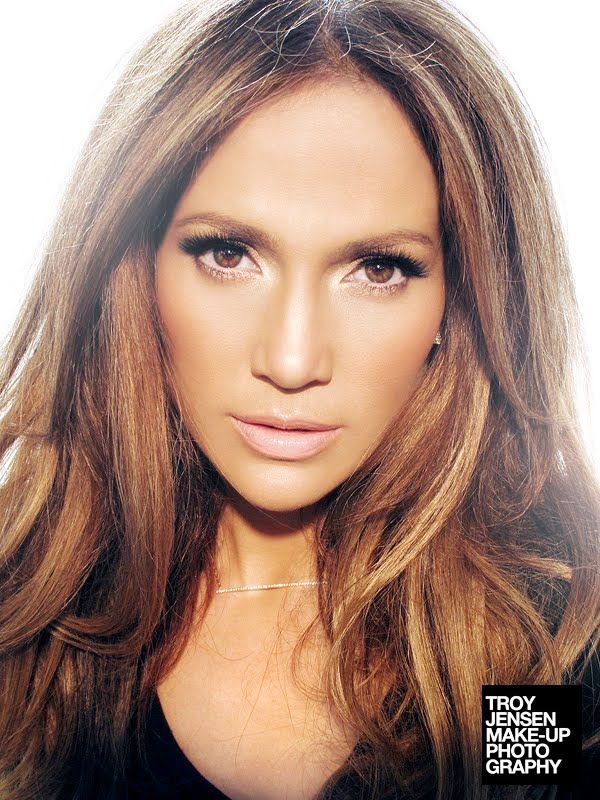 Get The Look:Jennifer Lopez Daytime Bardot Beauty - Troy Jensen Makeup