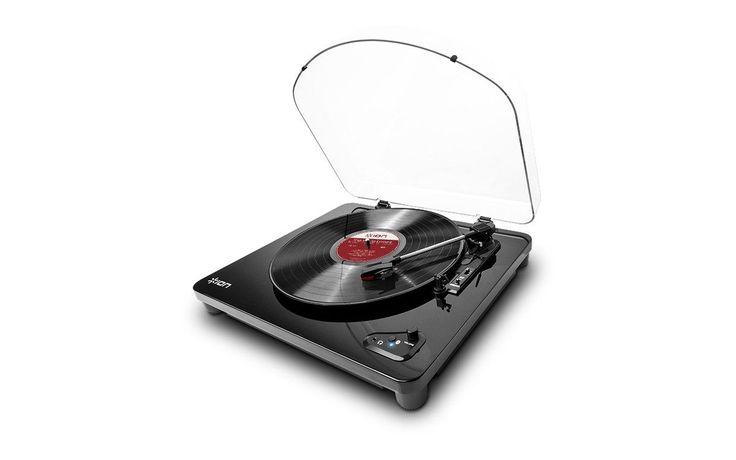 ION Plattenspieler Air LP Jetzt bestellen unter: https://moebel.ladendirekt.de/dekoration/accessoires/?uid=a4b1cf75-2143-50aa-818a-5ba5edfcfc4d&utm_source=pinterest&utm_medium=pin&utm_campaign=boards #accessoires #multimedia #technik #audio #dekoration