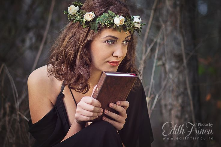 Ana-Maria ‹ Photo by Edith Frincu