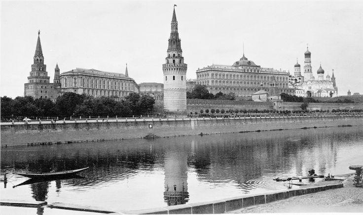 Москва 1909  Мюррей Хоу