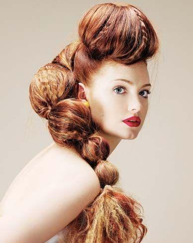 leonine hair | Quelle che…. che la coda di cavallo ha stancato!