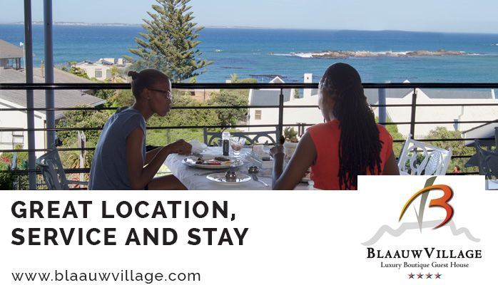 Fantastic reviews and location, great breakfasts, immaculate rooms, fluffy towels only at BlaauwVillage Boutique Guest House.! #greatViewgreatChoice #blouberg #CapeTown