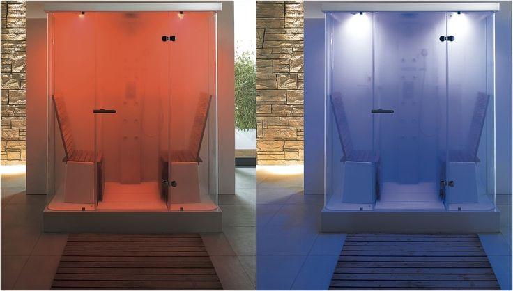 Душевые кабины Duravit: Multifunctional shower #hogart_art #interiordesign #design #apartment #house #bathroom #bathtub #duravit #shower #sink #bathroom #bath