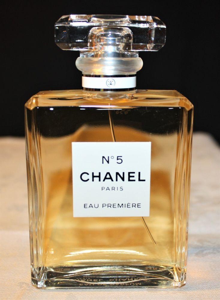 9675a04a0d66 N°5 Chanel Paris Eau Premiere Vaporisateur Spray Eau De Parfum Women 3.4oz  100ml #CHANEL