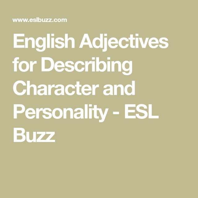 Best 25+ Adjectives for personality ideas on Pinterest - self descriptive words for resume