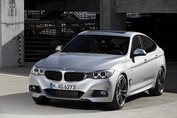 The New BMW 3 Series Gran Turismo