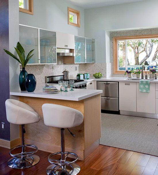 U Shaped Kitchen Design Ideas Tips: 25+ Best Ideas About U Shape Kitchen On Pinterest