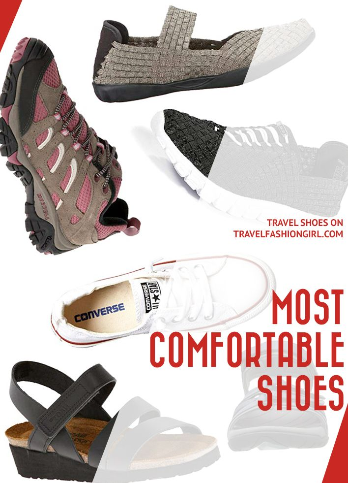 16e05526f122 Travel Bloggers Reveal Their Most Comfortable Shoes