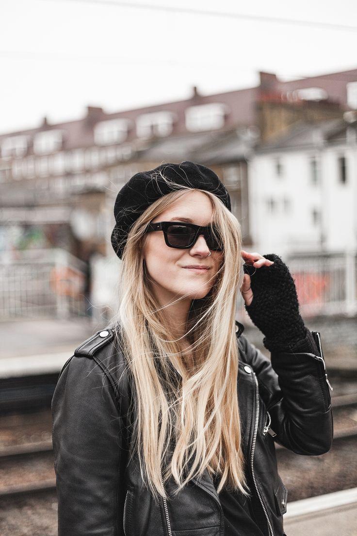 Linn Wiberg - Swedish writer living in London.