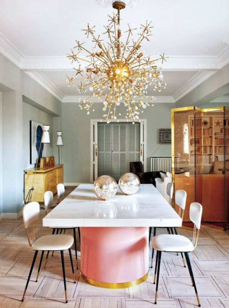 7 reasons why you need a marble dining room table in your life - Marble Dining Room Decorating