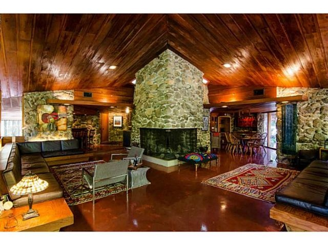 Robert green 39 s arrowhead house atlanta ga mid century for Home designers in atlanta ga