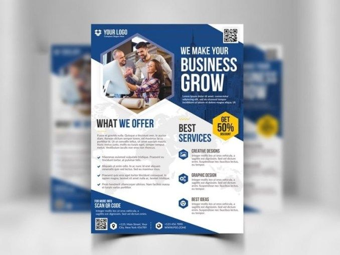 Best Free Flyer Templates Psd Css Author Free Flyer Design Flyer Design Templates Free Flyer Templates