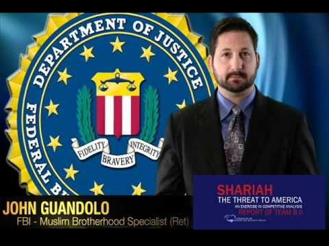 John Guandolo—a disgraced ex-FBI agent turned anti-Muslim activist—will be at Camp Shelby to train law enforcement.