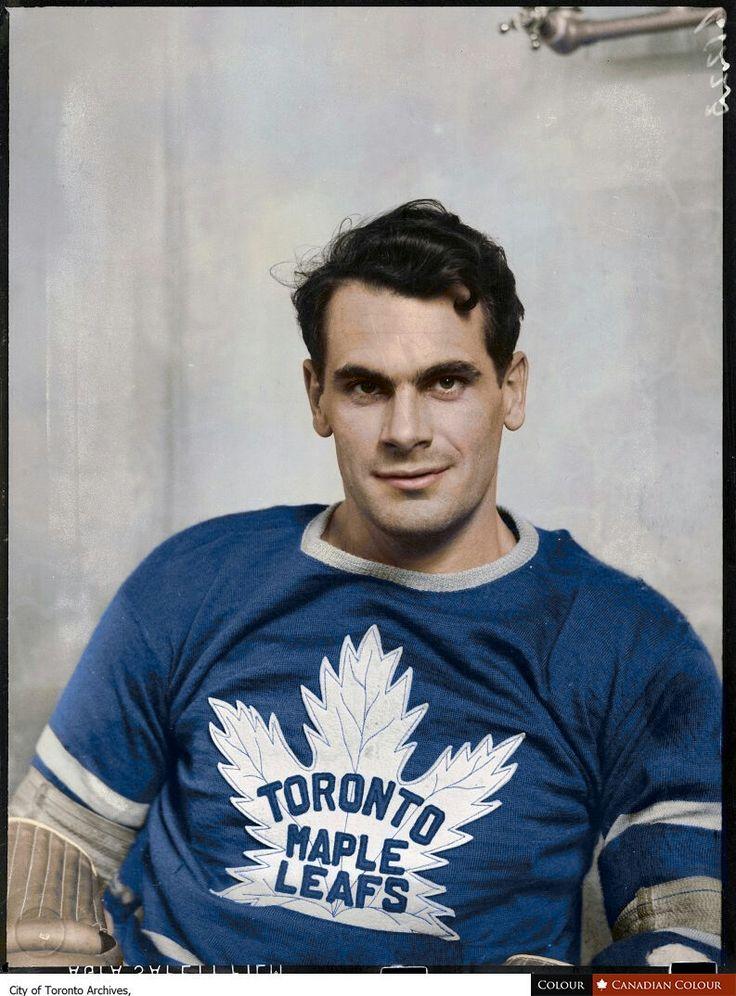 Syl Apps   Toronto Maple Leafs   NHL   Hockey
