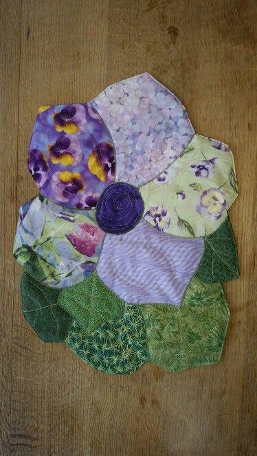 Blomsten by Karin Strandby