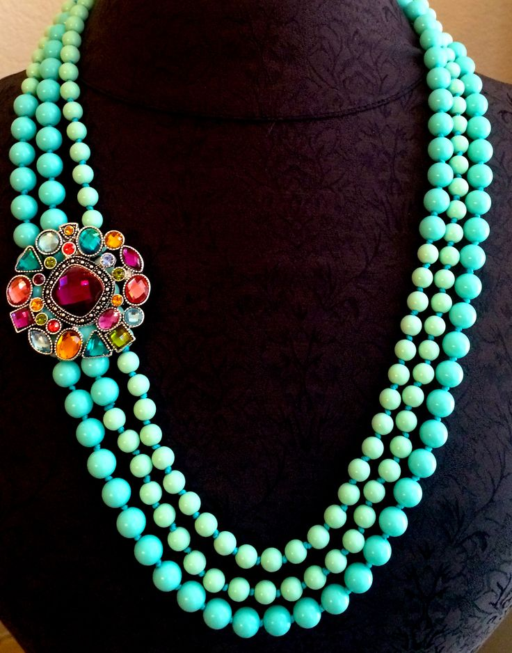 Mix and Match ideas for Premier's new Seabreeze necklace ...