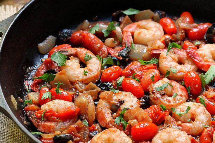 Meze ve yemekler için az yağlı etiyle iyi bir alternatif olan karides ile lezzetli menülere ulaşabilirsiniz.