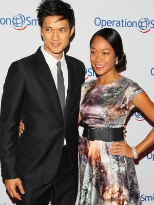 Image result for harry shum jr wife