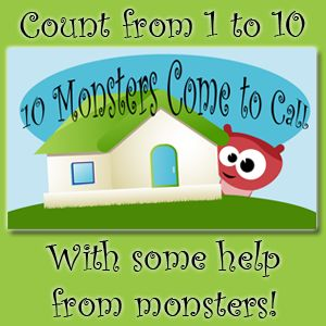 Counting eBook/app for toddlers: on iPad, android tablets & Kindle